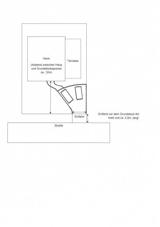Gemeinsame Zufahrt und Stellplätze richtig planen &IT_45