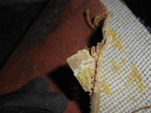 Fabulous Bodenbelag unter dem Teppichboden Asbest ? KF16