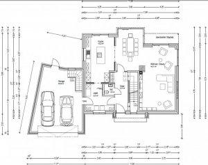 grundriss efh mit ca 170 qm2 keller satteldach. Black Bedroom Furniture Sets. Home Design Ideas