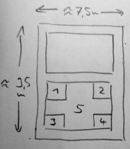 tieferlegung teilkeller reihenendhaus bungalow. Black Bedroom Furniture Sets. Home Design Ideas