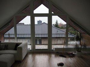 Sonnenschutz an grossem giebelfenster herstellen - Sonnenschutz giebelfenster ...