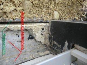 Feuchte putzstelle innenwand neubau - Innenwand feucht was tun ...