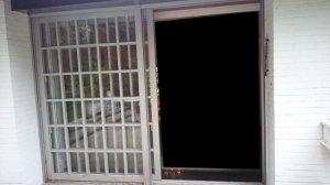 einfachverglasung schiebet r terrasse einbruch. Black Bedroom Furniture Sets. Home Design Ideas