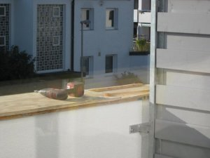 spalt zwischen fassade und attika abdichten. Black Bedroom Furniture Sets. Home Design Ideas