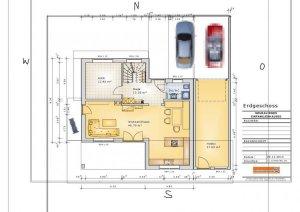 Plan Haus ohne Keller mit Nebengebäude - bitte um Eure Meinungen!