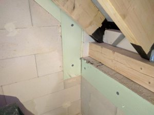 dampfsperre an styrodur und schornstein anbringen. Black Bedroom Furniture Sets. Home Design Ideas
