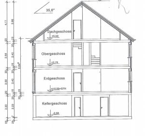 Kosten Dachgeschoss Trennung In Zwei Raume