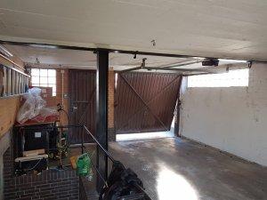 Garagentor Verbreitern garagentor verbreitern sturz