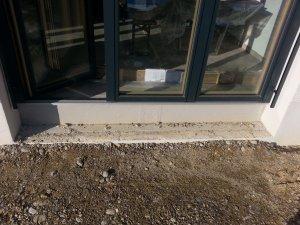 bodentiefe fenster anschluss an betondecke isolieren. Black Bedroom Furniture Sets. Home Design Ideas