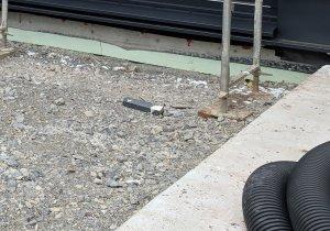 Bodenplatte Abdichtung Seitlich