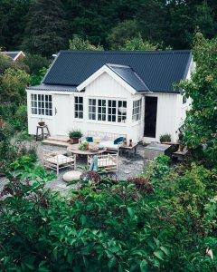 Gartenhaus Planung