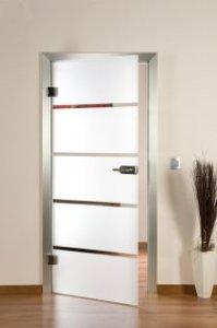 Zimmertüren glas satiniert  Innentür aus satiniertem Glas - Preis angemessen?