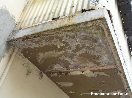 Sehr Balkon sanieren und isolieren SB51