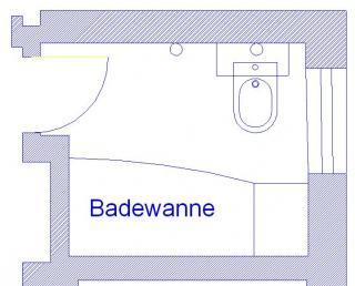 Extrem Trockenestrich im Bad; Badewanne mit Schürze aussparen? YL06