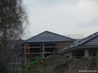 Favorit Walm-Dach mit Braas Turmalin - muss das so aussehen? EC29