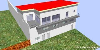 Beliebt Loggia und auskragenden Balkon dämmen, Geländer einsetzen und PC76